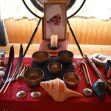 RELAX  WITH SINGING BOWLS