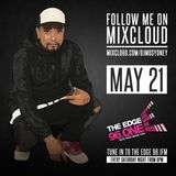The E D G E - 96.1 M I X M A S T E R - MIX2 (21.MAY.16) mixed: DJ.MO™