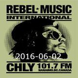 Rebel Music International 2016-06-02