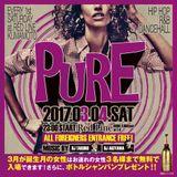 PURE MONTHLY MIX March 2017 by DJ TAKURO & DJ AKIYAMA