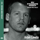 MFR Crossing Wires Podcast 010 - Aidan Lavelle