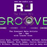 """RJ's """"Greatest Males"""" on the """"Classic 80's Groove"""" Show, Monday 15th September 2014, sm-radio.com"""