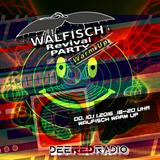WALFISCH Revival-WarmUp LIVE@DeeRedRadio (10.11.2016)