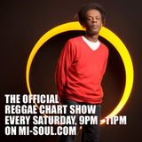 'The Official Reggae Chart Show' on Mi-Soul - Saturday 21st March 2015