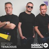 Dave Reeves & Tenacious Live on SelectUK 17/08/16