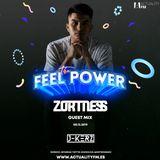 Feel The Power · Guest Mix: J - KERZ - 08/12/2019