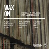 Wax On 20 - 02.10.2016 - 04 - DJ Boomski
