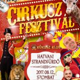 Kókusz Klub - Cirkusz fesztivál 2017.08.12.