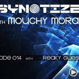Mouchy Mora pres. Psynotized 014 (May 2014) - Reaky Guest Mix