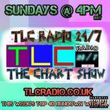 The TLC Radio 24/7 Chart Show: 1 September 2019 (top 40 Rundown)