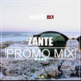 DJ WonderBoi | Promo Mix 003 ( ZANTE PART 1)