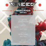 Dj Mario Roque @ Creed Club-Montijo Dez2016