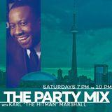 The Party Mix with Karl 'The Hitman' Marshall - Saturday November 25 2017