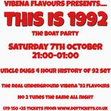 Uncle Dugs Vibena Flavours 'THIS IS 1992 Chapter 2' promo mix