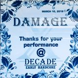 DAMAGE@DECADE