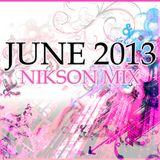 Nikson Mix 018 (June 2013)