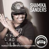 Shamika Sanders NYCHOUSERADIO.COM 2017 EP2