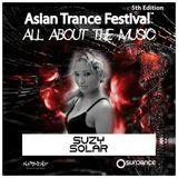 Suzy Solar - Asian Trance Festival 5th Edition 2016-NOV-6