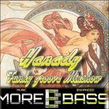 Hanady 03-18 funky groove mixshow