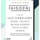 Ananta Music @ HIDDEN 9.6.17