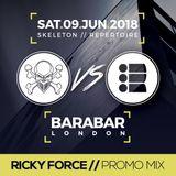RICKY FORCE - Skeleton vs Repertoire 2 Promo Mix