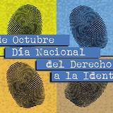 Día Nacional por el Derecho a la Identidad DDHH, Historia y Memoria Marianela Scocco 24/10/18