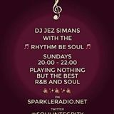 Rhythm Be Soul 28.08.2016 on www.sparkleradio.net