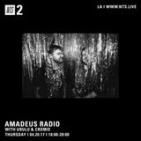 Amadeus Records w/ Urulu & Cromie - 20th April 2017