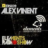 ERS039 - Alex Vinent