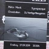 Change over Set from hanseNOISE Festival / 27.09.19 / treibsAND / Lübeck