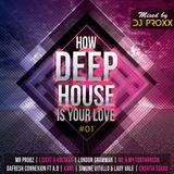 Dj Proxx - Deep'N Mixes #01