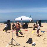Dj Romance Ecstatic Dance Chicago at Loyola Park Beach 6/2/19