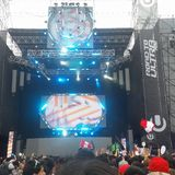 Live at Road to ULTRA Peru 2015