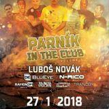 BluEye @ Parnik In The Club, vol. 3 - 27-01-2018