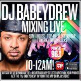 DJ BabeyDrew - Power 96.1 (August 2015) - Mix 01