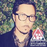 BYSTANDER at U.R. Art Festival (June 20, 2014)