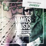 Vamos Radio Show By Rio Dela Duna #368 Guest Mix By Zaneev