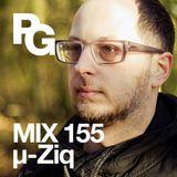 PlayGround Mix 155 - μ-Ziq