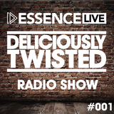 @DeliciouslyTwisted #HouseMusic #RadioShow #Episode001 on @EssenceFMLive [28/11/17]