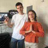 Nina Bower Crooke & Ryan King @ The Lot Radio 03:21:2017