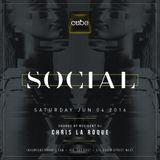 Social Saturdays at Cube with Chris La Roque