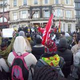 Gods Talkshow 111217 - Libya Slave Trade Protest London
