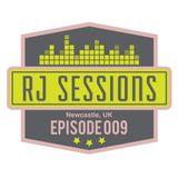 RJ Sessions 009 Funky/Jackin House Mix