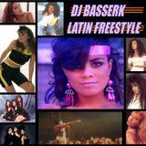 Freestyle/Latin Hip Hop Mixtape