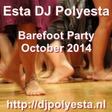 Barefoot party Eindhovendanst October 2014