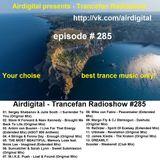 Airdigital - Trancefan Radioshow #285 2017-02-03