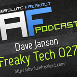 Dave Janson - Absolute Freakout: Freaky Tech 027