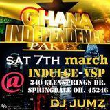 Ghana @ 58 Promo Mix