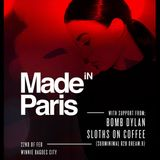 SPECIAL GUEST MADE IN PARIS WITH MIKE T, SUBMINIMAL JIM & DREAM.R RDU98.5FM RHYTHM ZONE 22 FEB 2019