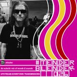 #tender_blender trasnmission #026 (an eclectic mix of moods and sounds in 33&1/3 minutes)